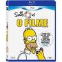Blu-ray Os Simpsons O Filme. Original. Novo. Lacrado