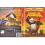 Kung Fu Panda -edição Master 2 Dvds Com A Luva- Dvd Original