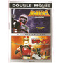 Dvd Jaspion Vol.1 / Jiraiya : O Incrível Ninja Vol.1 -double