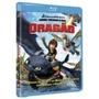 Blu-ray Como Treinar Seu Dragão - Lacrado