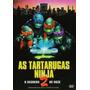 As Tartarugas Ninja 2 Segredo De Ooze - Dvd Original Novo