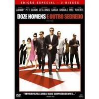 Dvd - Doze Homens E Outro Segredo (duplo) (lacrado)