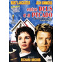 Dvd Entre Deus E O Pecado ( Burt Lancaster ) Dublado
