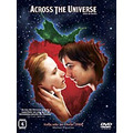 Across The Universe Dvd Raro Cult Beatles Commitments