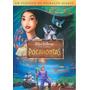 Dvd Original Do Filme Pocahontas (clássicos Disney)