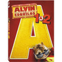 Alvin E Os Esquilos 1 & 2 (dvd Duplo Lacrado)