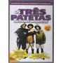 Dvd, Os Três Patetas, Melhores Momentos - Ed. Rara Colorida