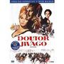 Doutor Jivago--dvd Duplo Omar Sharif