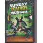 Sunday School Musical **lançamento** - Dvd - Gospel
