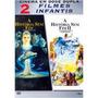 A História Sem Fim 1 E 2, Dvd, Raro Cult, Decada De 80