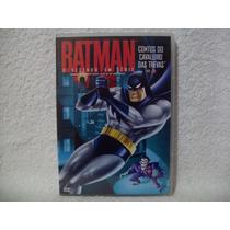 Dvd Original Batman- Contos Do Cavaleiro Das Trevas- Vol. 2