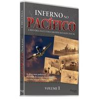 Dvd, Inferno No Pacífico 1 - 2ª Guerra Mundial Combate Naval