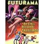 Futurama - A Besta De Um Bilhão De Traseiros - Dvd Lacrado