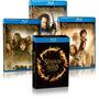 Blu-ray Box Trilogia O Senhor Dos Anéis - Imperdível !!