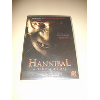 Dvd Hannibal A Origem Do Mal. ( Original).