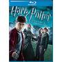 Blu-ray Harry Potter E O Enigma Príncipe + Poster + Caderno