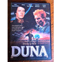 Dvd Duna Sting David Lynch Max Von Sydon Dino De Laurentiis
