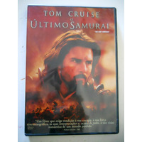 Ultimo Samurai - The Last Samurai - Tom Cruise - Dvd