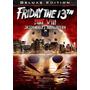 Dvd Sexta-feira 13 Parte 8 - Edição Paramount + Luva Externa