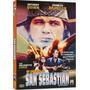 Os Canhões De San Sebastian Dvd Raro Cult