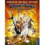 Dvd Original Do Filme Looney Tunes: De Volta A Ação- O Filme
