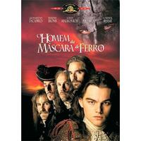 Dvd, Homem Da Máscara De Ferro - Leonardo Di Caprio, J Irons
