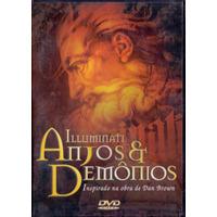 Dvd Illuminati - Anjos E Demônios - Novo***