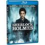 Blu-ray Sherlock Holmes - Portugues Brasil Lacrado Original
