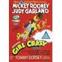 Dvd Louco Por Saias - Girl Crazy - Judy Garland
