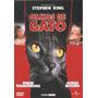 Dvd Olhos De Gato Stephen King Raro Original Otimo Estado