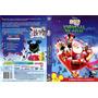 Dvd Lacrado Disney A Casa Do Mickey Mouse Especial De Natal
