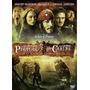 Dvd Original Do Filme Piratas Do Caribe - No Fim Do Mundo