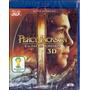 Blu-ray Duplo Percy Jackson - E O Mar De Monstros 3d - Novo*