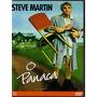 Dvd O Panaca Novo Comédia Lacrado Original Steve Martin