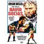 Dvd David E Golias - Ferdinando Baldi- Orson Welles- Dublado
