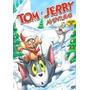 Dvd Original Do Filme Tom E Jerry Aventuras Vol 1