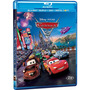 Combo Carros 2 Blu Ray Duplo Copia Digital E Dvd 4 Discos.