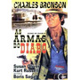 Dvd As Armas Do Diabo - Charles Bronson Faroeste Rarissimo