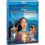 Blu Ray - Pocahontas 1 E Pocahontas 2 (lacrado) - Clássico!