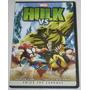 Dvd Hulk Vs Thor E Hulk Vs Wolverine Desenho Da Marvel