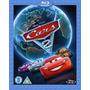 Blu-ray Carros 2 (2011) - Importado