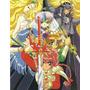 Dvd Guerreiras Mágicas De Rayearth - Frete Grátis!