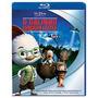 Blu-ray Desenho O Galinho Chicken Little Da Disney Lacrado