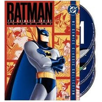 Dvd - Batman Volume 1 Com 4 Cds