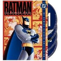 Dvd - Batman Volume 1 Com 4 Cds