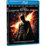 Batman Cavaleiro Das Trevas Ressurge Blu-ray Duplo Lacrado