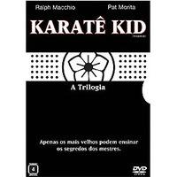 Dvd Karatê Kid - A Trilogia - (box C/ 3 Dvds)