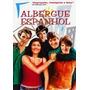 Dvd Original Do Filme Albergue Espanhol ( Romain Duris)