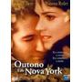 Dvd Original Do Filme Outono Em Nova York