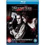 Blu-ray Sweeney Todd - O Barbeiro Demoníaco Da Rua Fleet